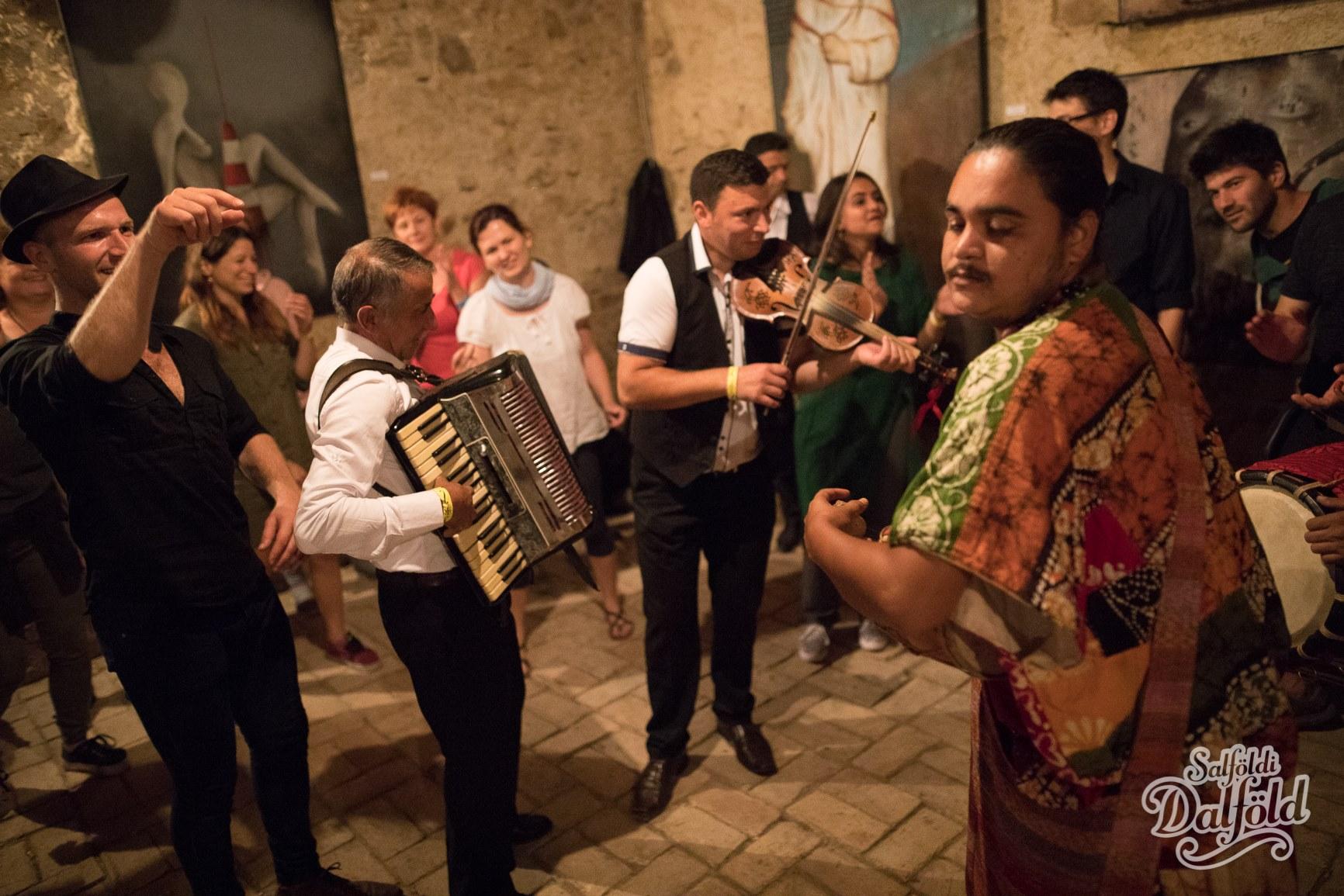 Salföldi Dalföld Music Festival, Hungary, July 7-8, 2018