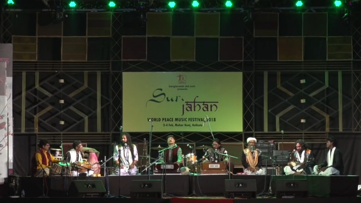 Bangla Qawwali by Fakirs from West Bengal