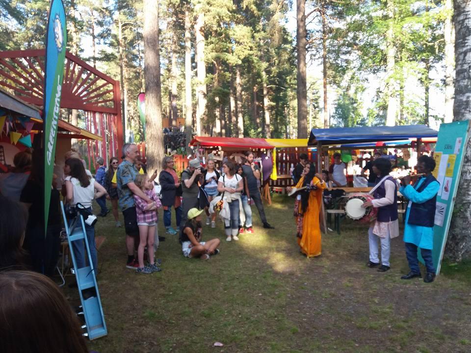 Urkult Festival in Sweden, Aug 2-4, 2017