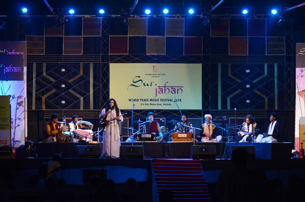 Bangla Qawwali performance at Sur Jahan 2019