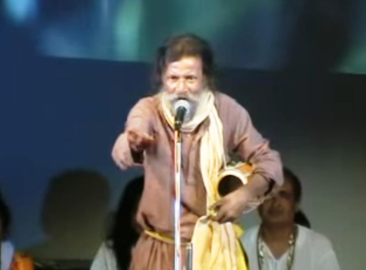 Baul performance by Sashthi Das Baul