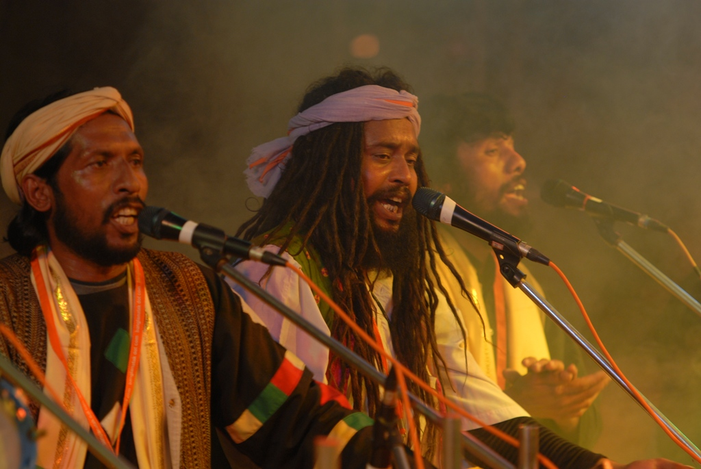 Babu Fakir and Akkas Fakir at Sufi Sutra 2011