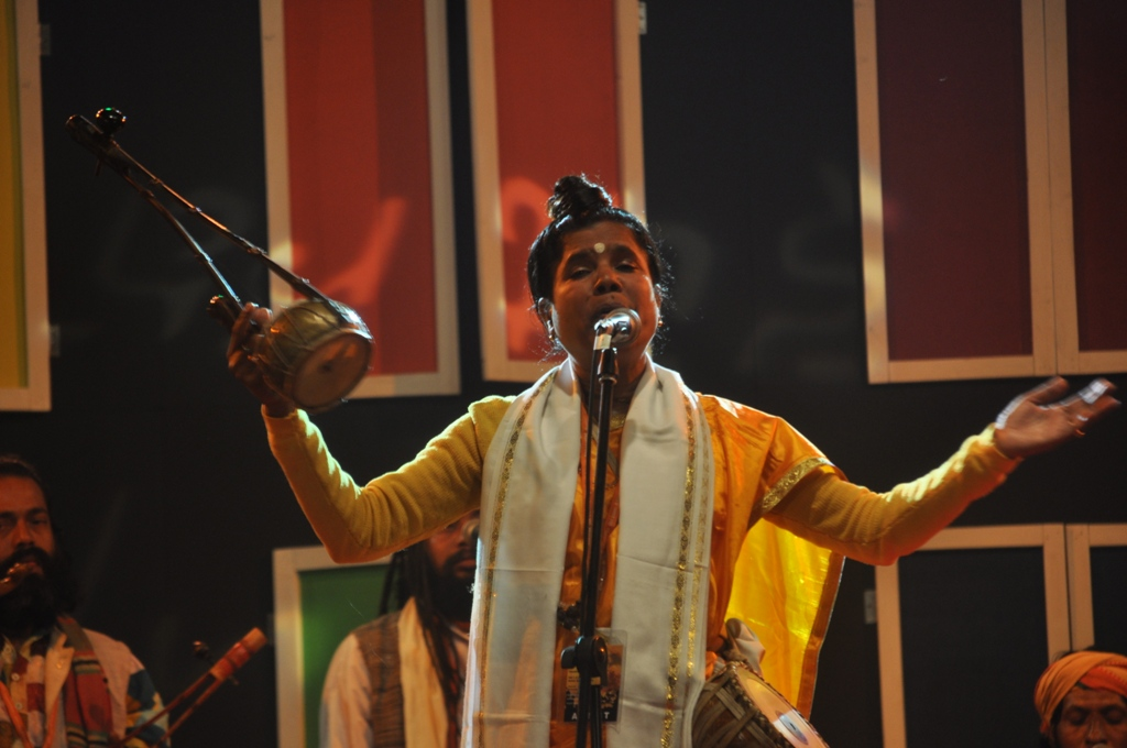 Subhadra Sharma at Sufi Sutra 2013