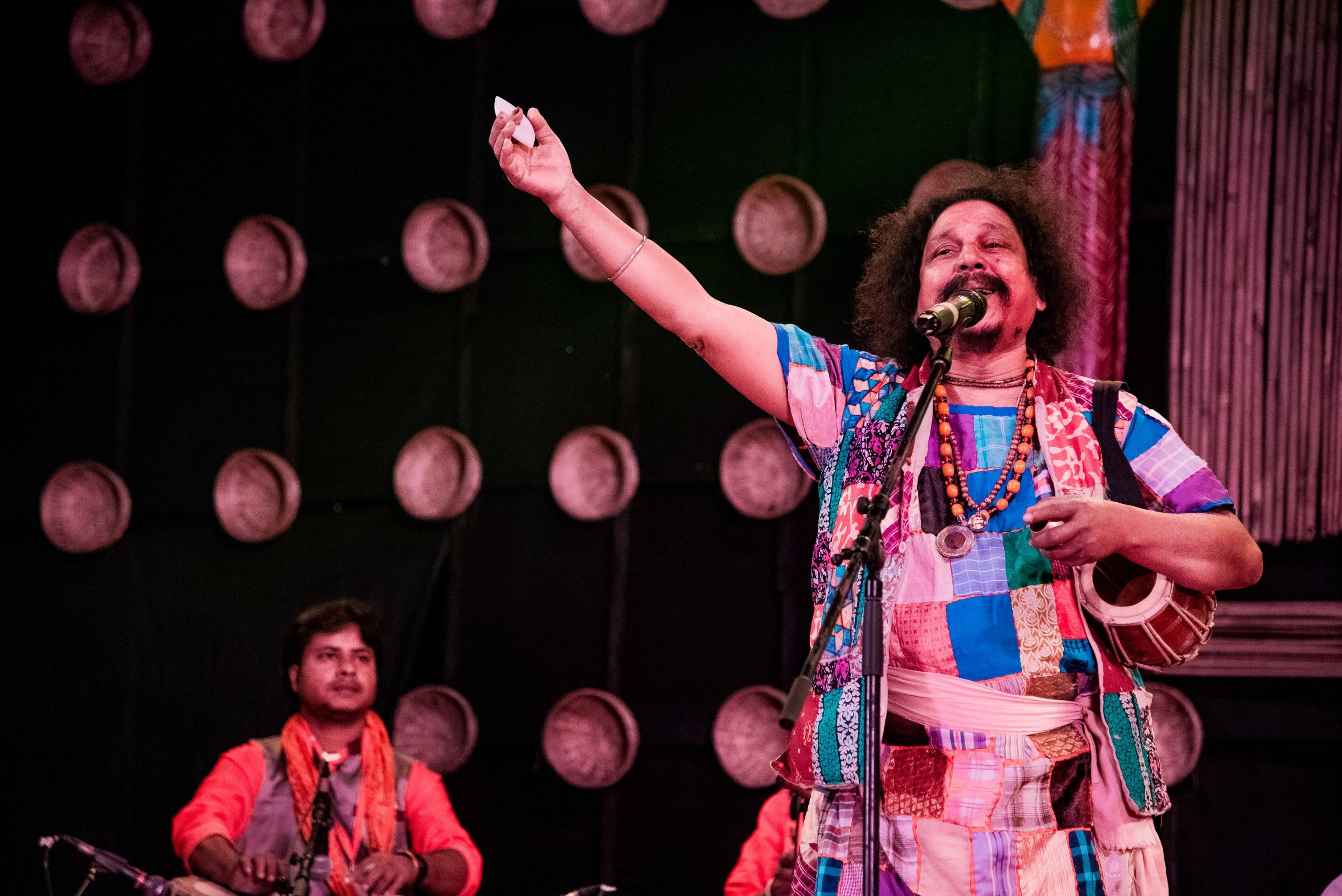 Performance of Gopi Khyapa at Sur Jahan 2019
