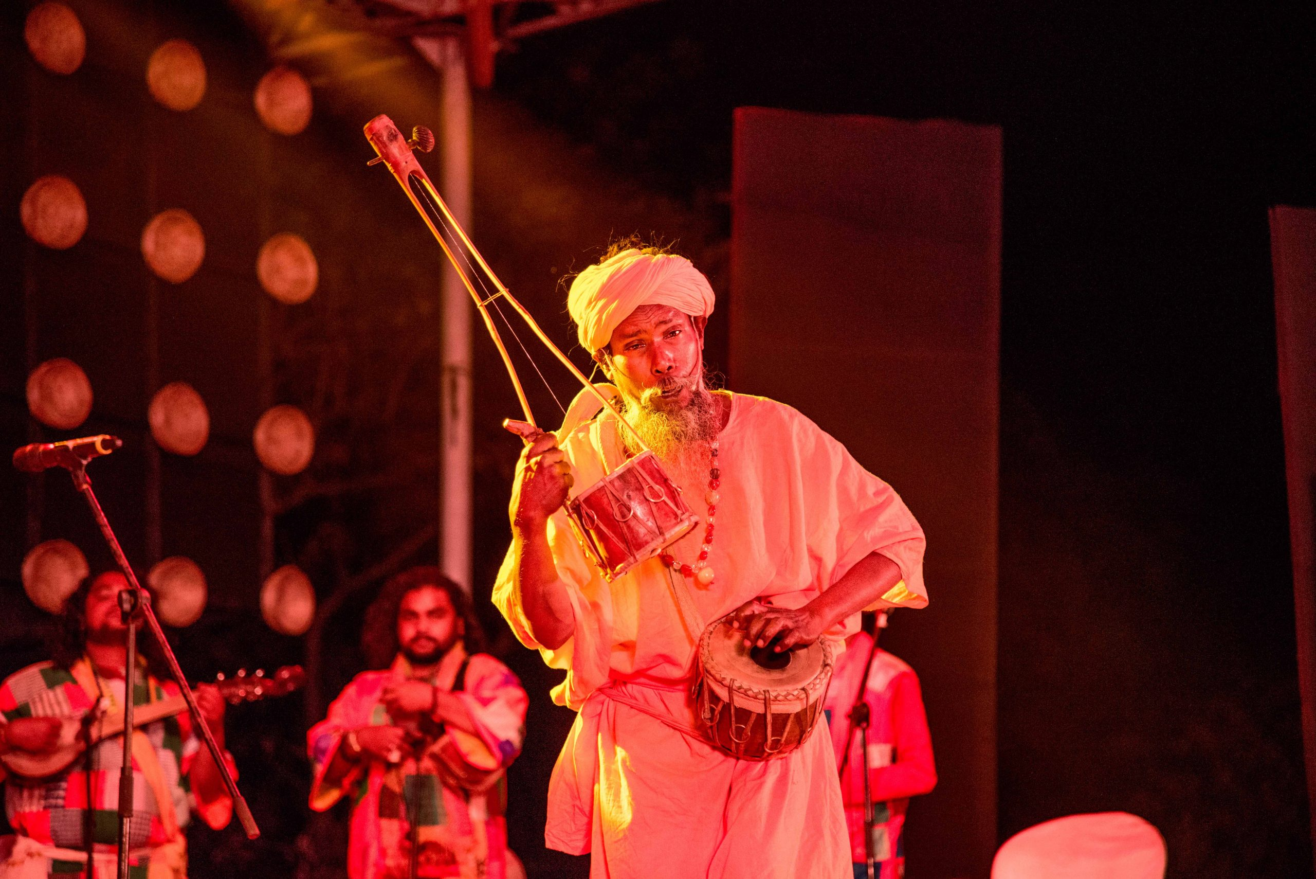Nimai Khyapa Performing at Sur Jahan 2019
