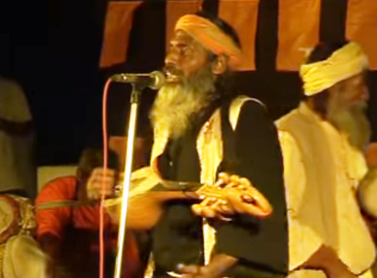 Fakiri performance by Golam Fakir