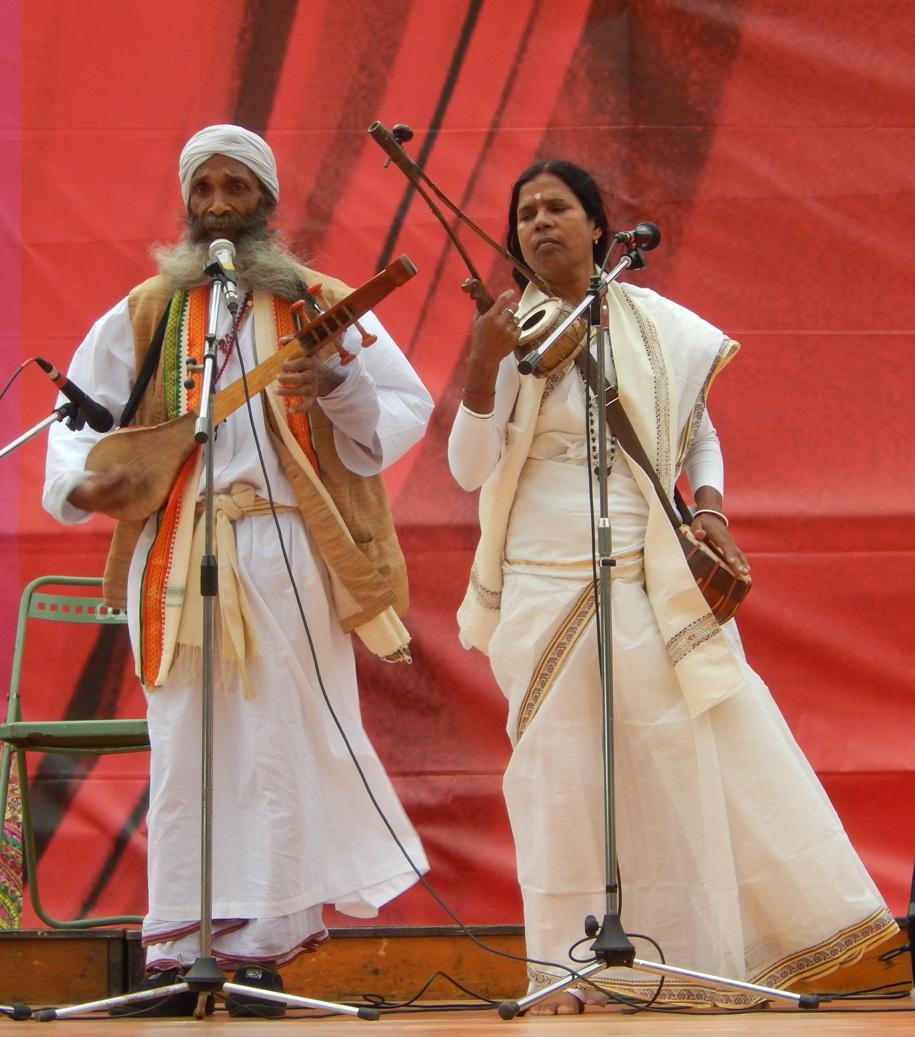 Gannat Festival, France, 2015